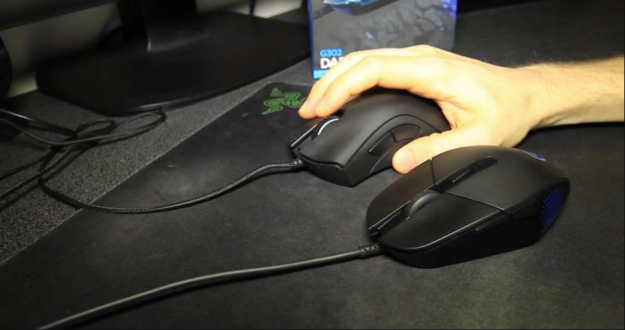 Different Gaming Mouse Grip Styles